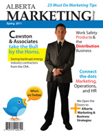 alberta marketing strategy magazing calgary lethbridge